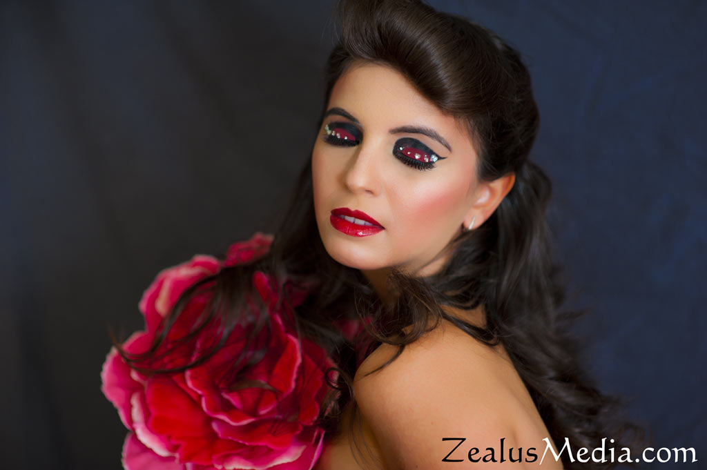 Beauty photo shoot with Natalie - ZealusMedia Photography