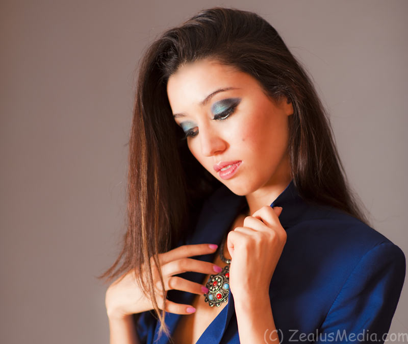Beauty Shot - Diana, photo by zealusMedia