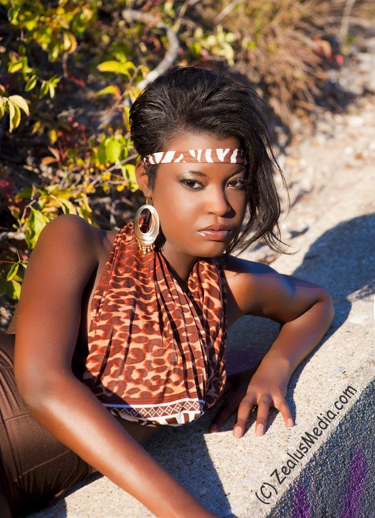 Beauty Portrait - Zealus Media Photo