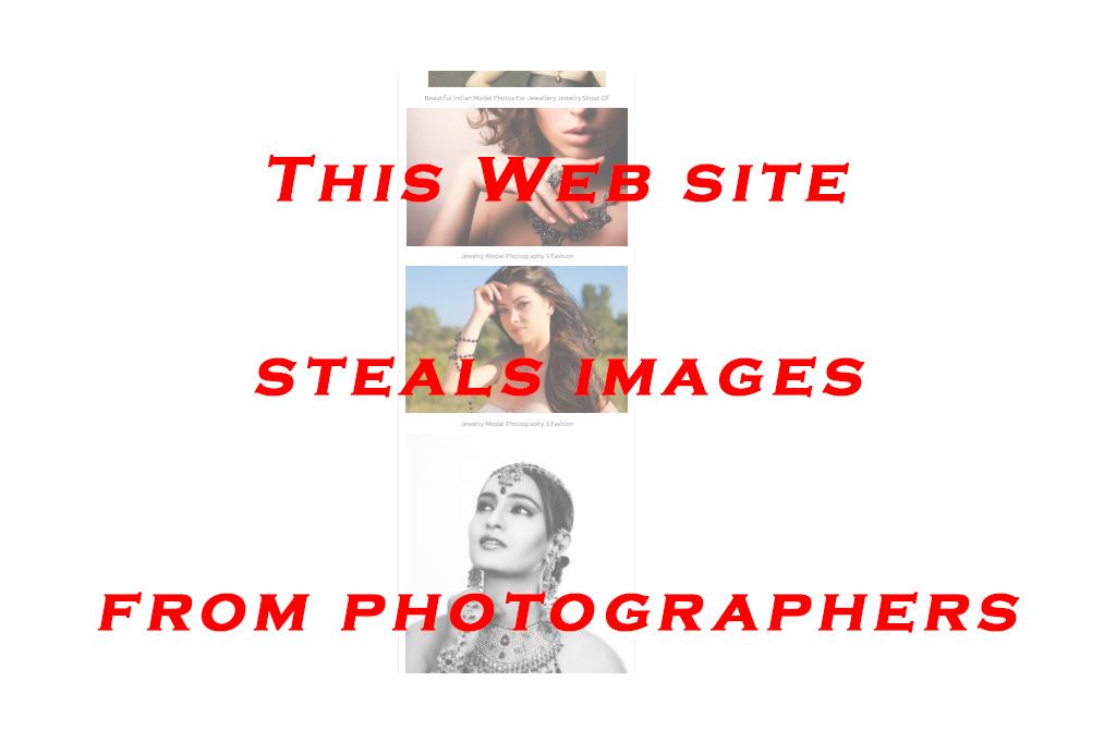 Jewelry Photo Test - model Luiza