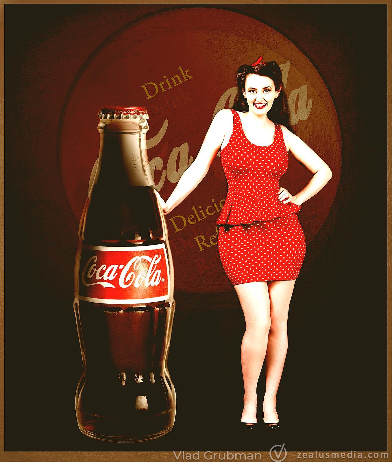 Vintage Poster – Coca Cola